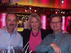 Tom, Elaine & Scott