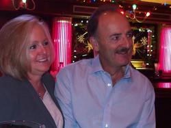 Vicki & Tom
