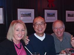 Elaine, Sunny & Peter