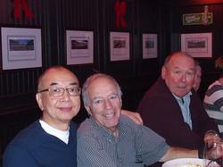 Sunny, Peter & Larry