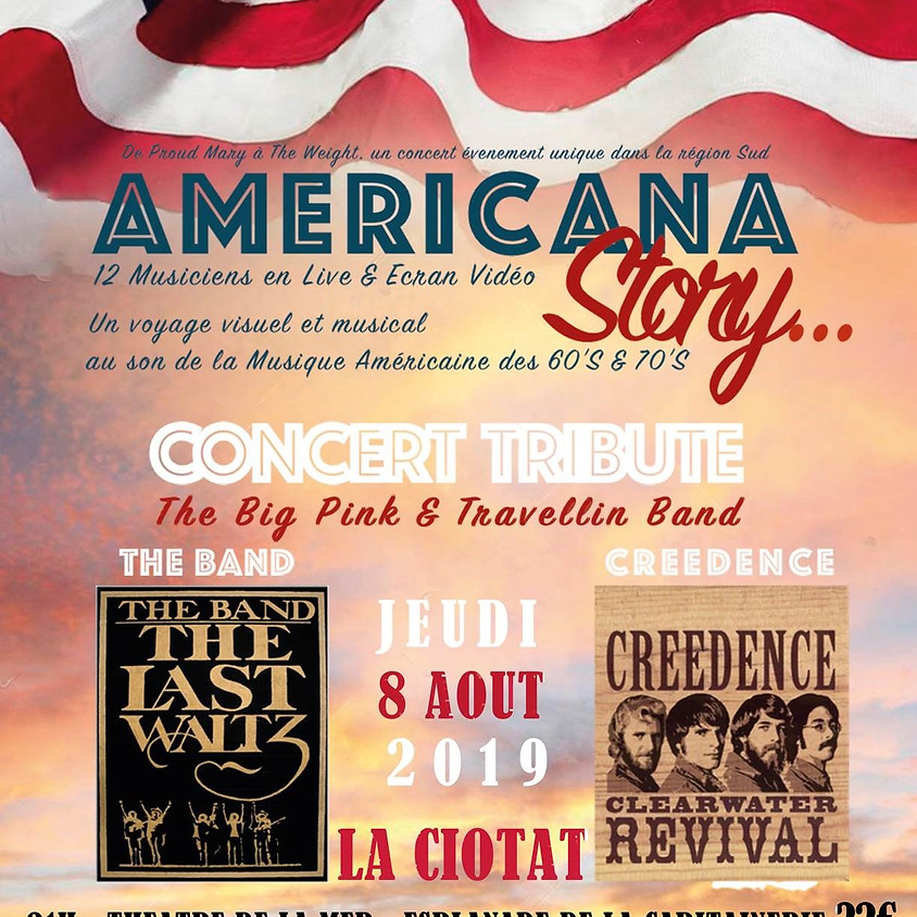 Festival Codazur - Americana Story
