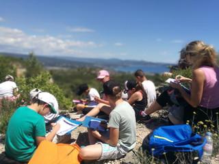 3 journées de formation pour découvrir l'outil pédagogique : le sac à dos paysage