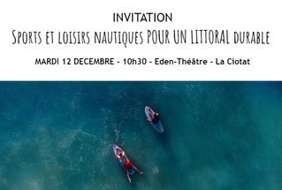 En décembre, les sports et loisirs nautiques sont à l'honneur avec le CPIE - Atelier Bleu !