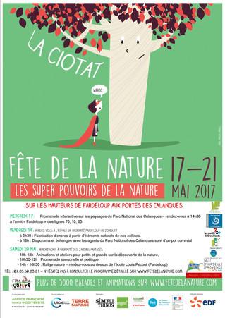 Fête de la Nature 2017: venez nombreux!!