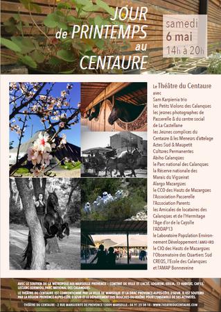 Sac à Dos Paysages: exposition au théâtre du Centaure ce week-end