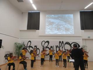 Exposition sur La Cayolle: un beau regard collectif porté sur le quartier