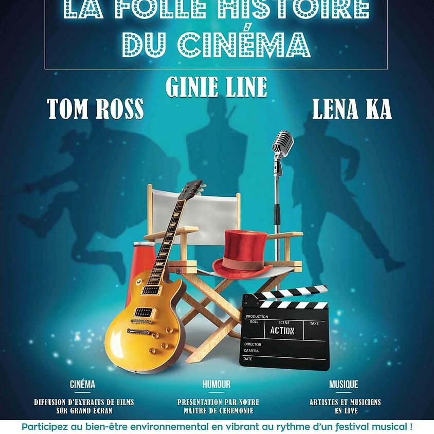 Festival Codazur - La folle histoire du cinéma