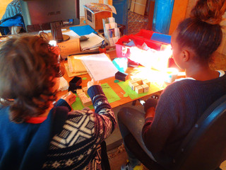Ecohérent: les centres de l'Abeille et de Bucelle se dotent du jeu sur les maisons bioclimatique