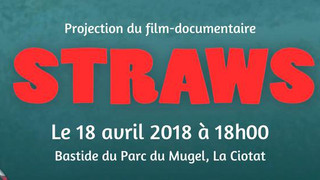 Projection du film-documentaire Straws