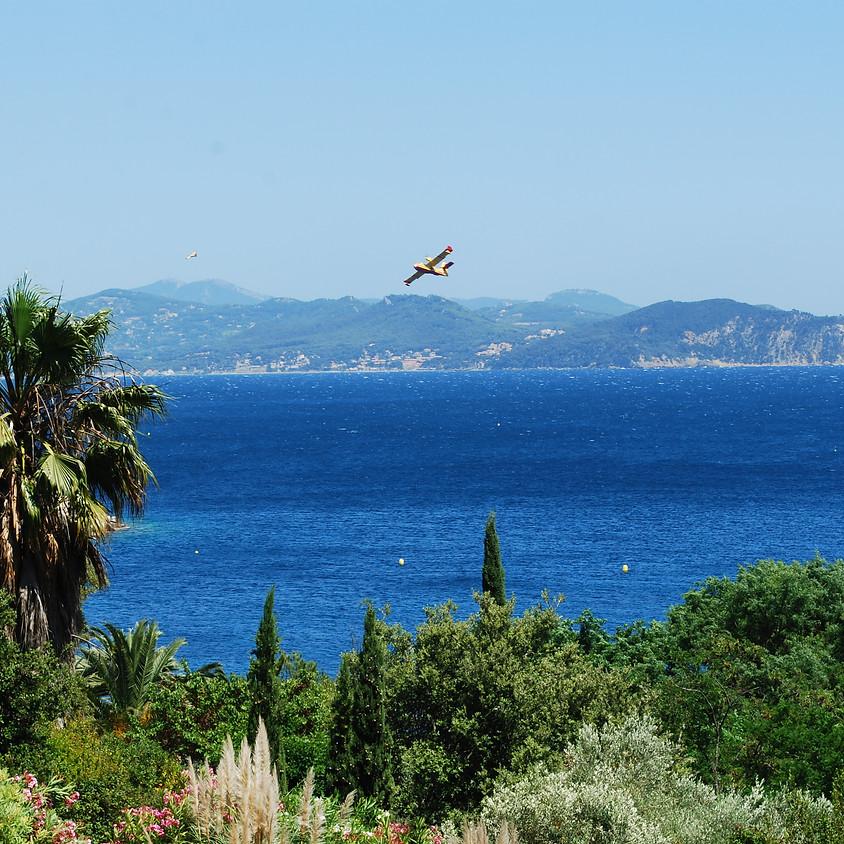 Balade estivale : Le Parc du Mugel, entre exotisme et Méditerranée