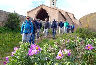 balade des Passeus de chemins à Notre Dame de la Garde de La Ciotat