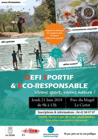 Participez à un Défi Sportif & Eco-responsable au Mugel