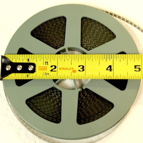 """Movie Film 5"""" Reel to DVD. $40 / reel -200 feet"""
