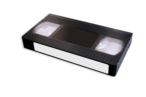 VHS Tape Transferred to DVD!      $15.00 / tape