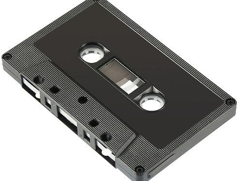 Cassette tape transfer to CD.  $15.00/tape