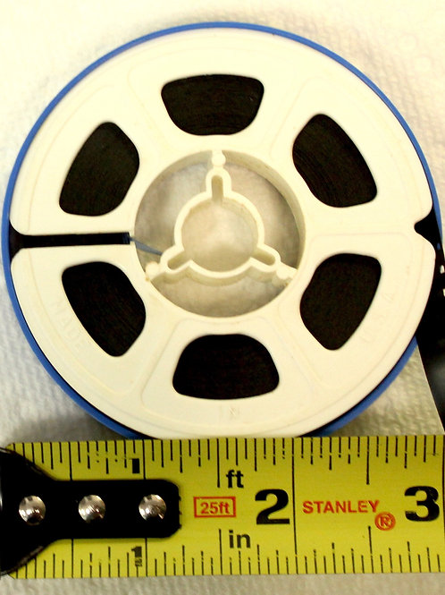"Movie Film 3"" Reel to DVD. $15.00 / reel - 50 feet"