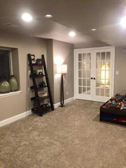 Basement Rec Room