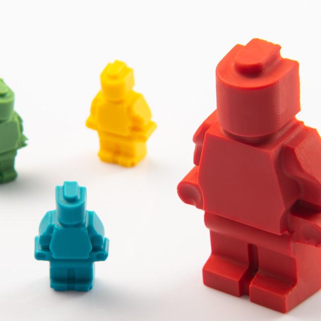 Boneco de Lego Ninjago