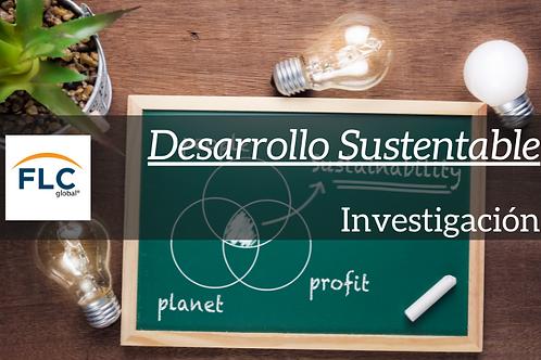 Desarrollo Sustentable / Investigación