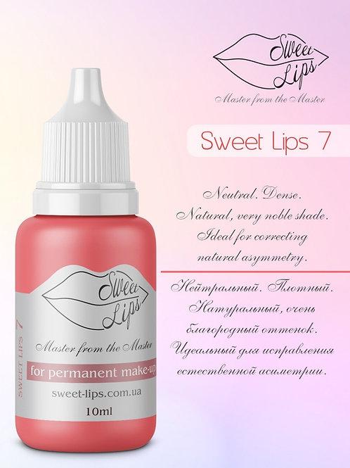 Sweet Lips №7