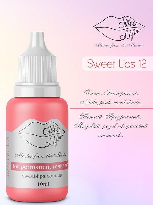 Sweet Lips №12