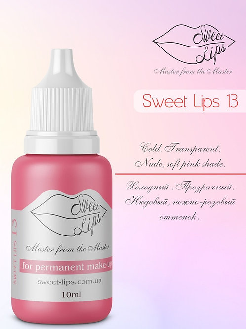 Sweet Lips №13