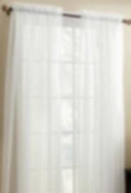 cortina tergal embutido