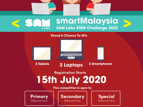 <smartMalaysia> SAM Labs Challenge Online National Competition 2020