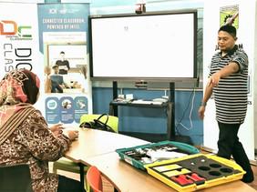Online Professional Development for Malaysian Educators
