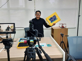 Cybertech - Video Project In The Making