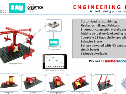 Engineering Kit - Developing Students Interest In Creating, Building and Innovating.