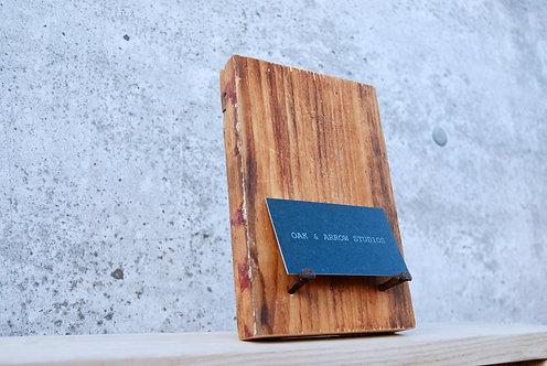 Card Holder Barnboard