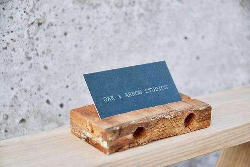 Barn Board Stand - Dowel