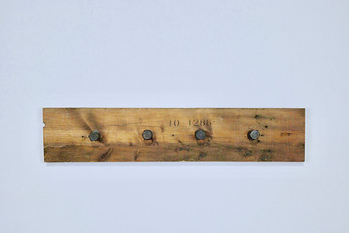 Coat Rack Barn Beam