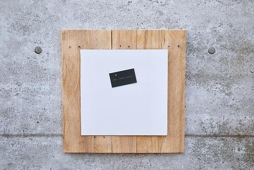 Photo Frame Pallet Wood