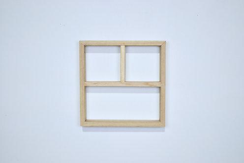 Three Shelf Square