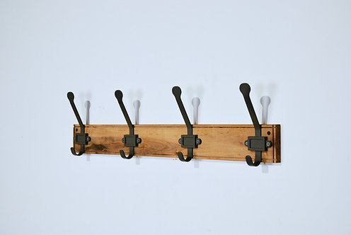 Coat Rack Pallet Wood