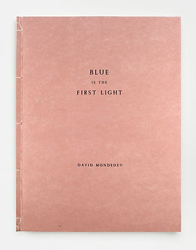 Blue is the First Light