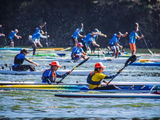 Novos recordes, disputas acirradas e águas pesadas, foi assim a terceira edição do Kialoa Paddle Cha