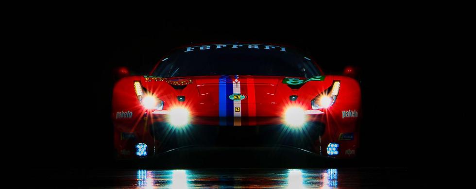 Ferrari Risi Comp - Car