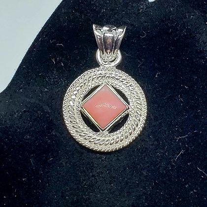 Medium Stone Pendant
