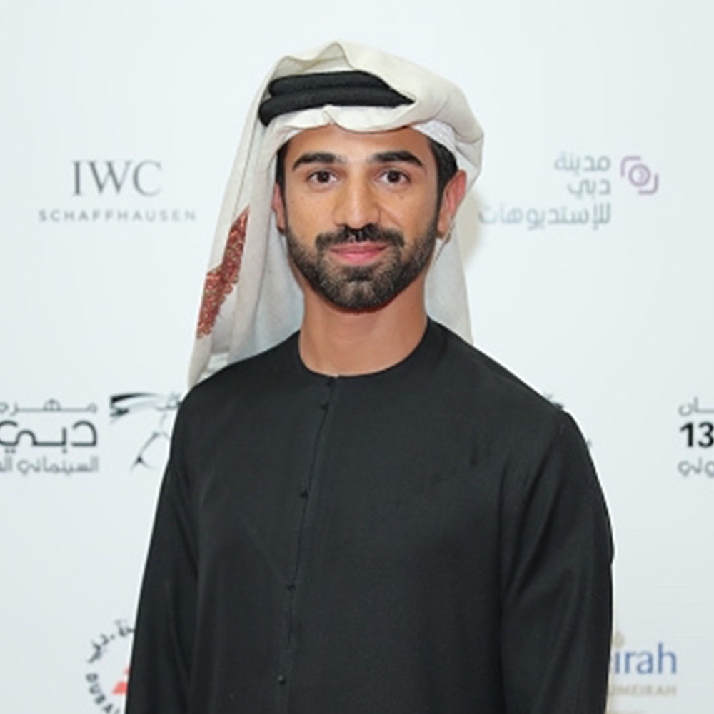 Abdulla Al Kaabia at DIFF 13