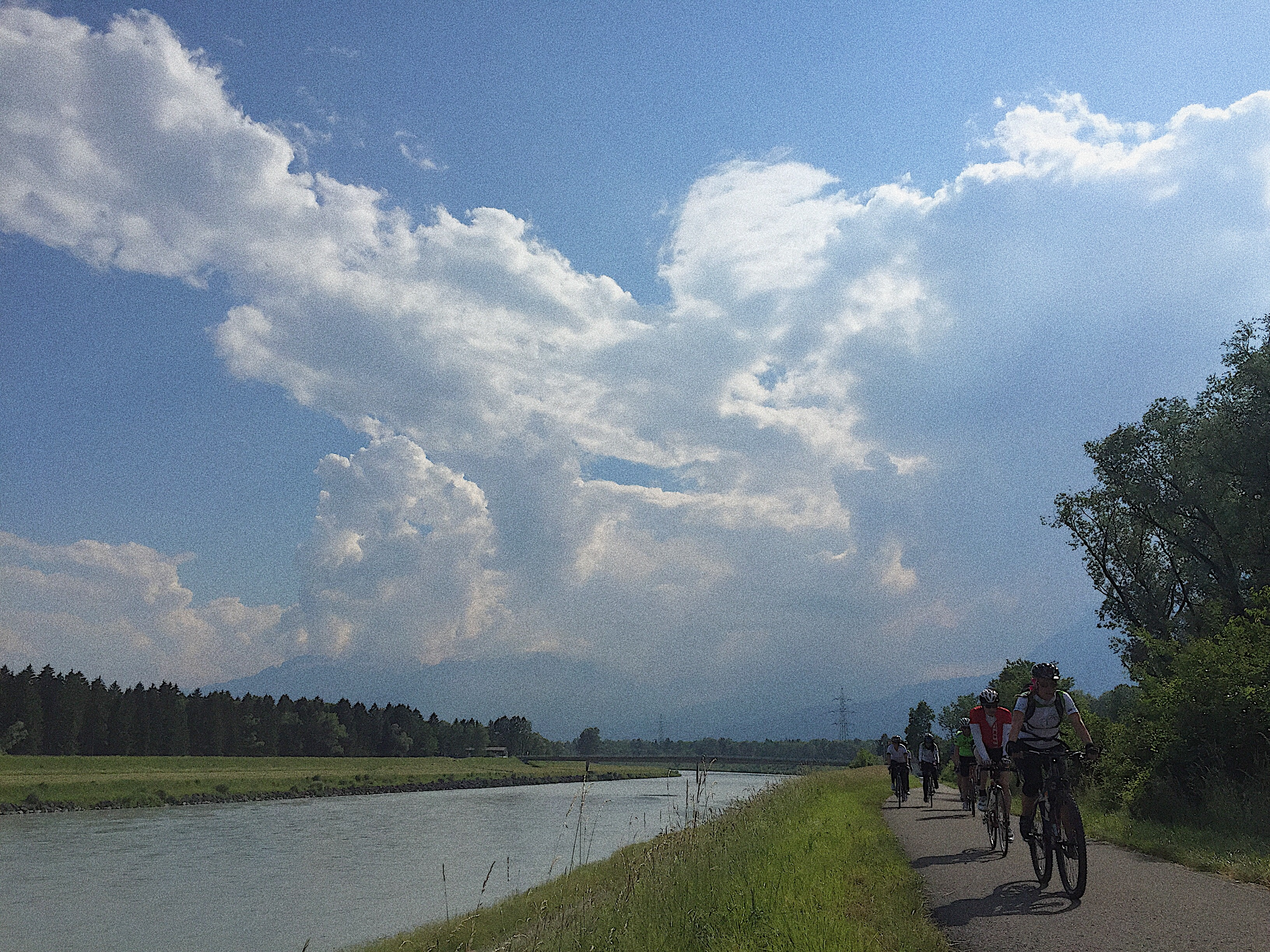 Cycling through Europe 2015