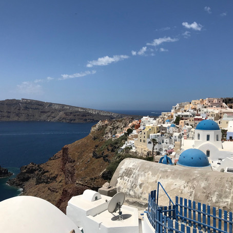 Have you been to Santorini?!