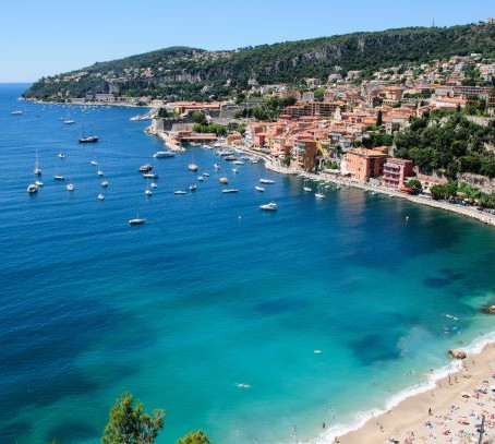 The Beautiful French Riviera