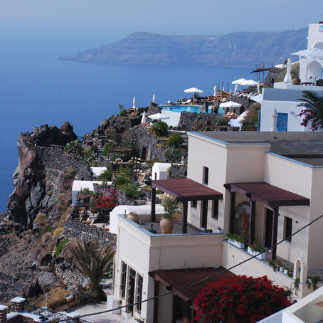 Are you ready for a Greek Island hopping vacation?!