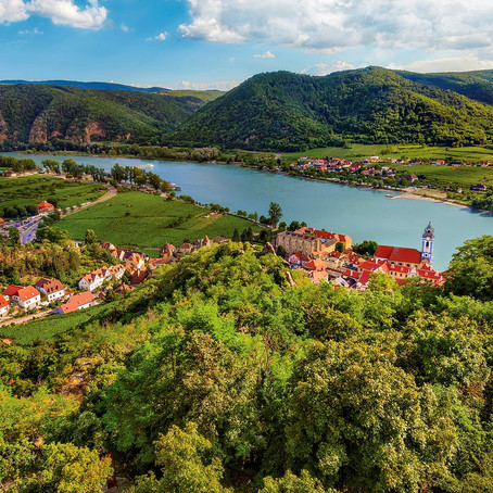 Want to Travel the River That Touches the Most Countries?