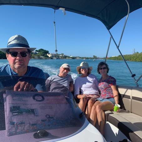 Cool Boating Club Option