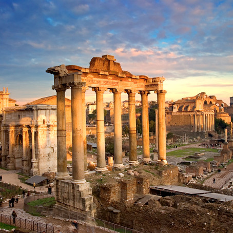 How about Rome in 3 days?!