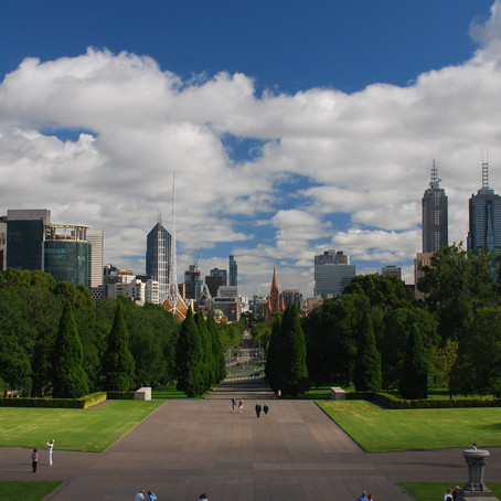 Is Melbourne Australia's Events or Culinary Capital?